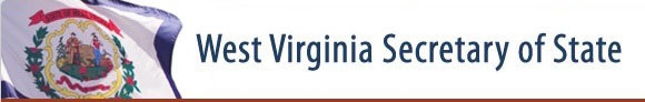 West Virginia Secretary Of State Web Site